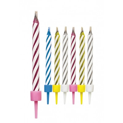 PARTY CANDLES CONF. A 10